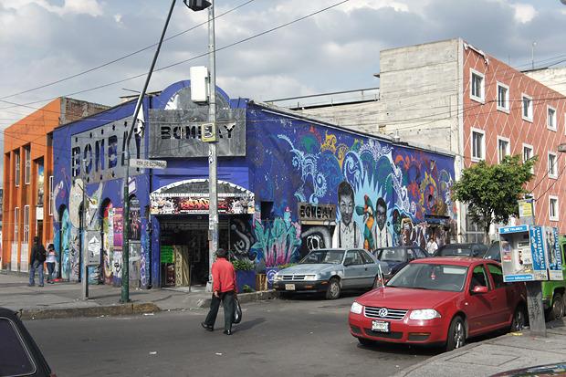 Фоторепортаж о гастролях группы Motorama в Центральной Америке. Изображение № 14.