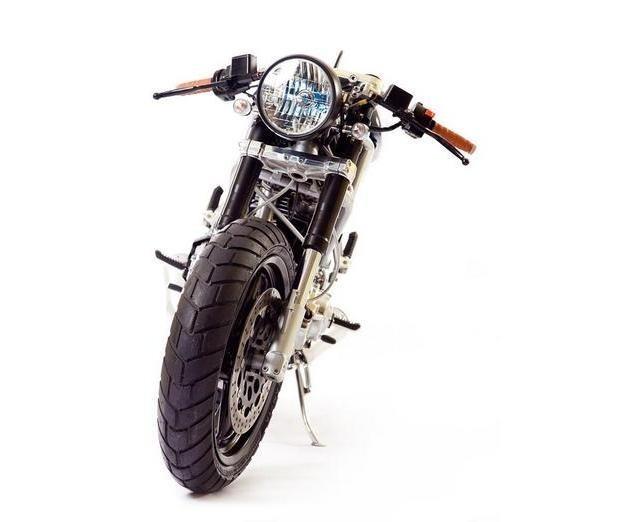 Португальская мастерская Maria Motorcycles представила мотоцикл Italian Sniper. Изображение № 4.