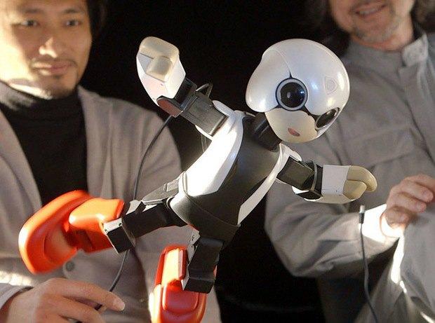 Японцы отправили на орбиту говорящего робота. Изображение № 3.