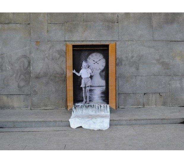 Умер уличный художник Паша 183. Изображение № 9.