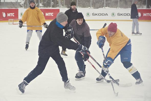 Репортаж с хоккейного турнира магазина Fott. Изображение № 5.