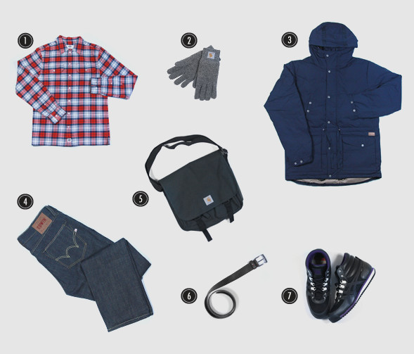 Соберись, тряпка: 4 зимних лука магазинов Trends Brands и Proud Heart. Изображение № 2.