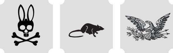 Следы зверей: 30 марок мужской одежды с животными на логотипах. Изображение № 16.