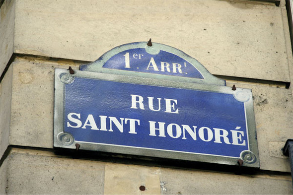 Saint-Honore. Источник: Flickr.com. Изображение № 36.