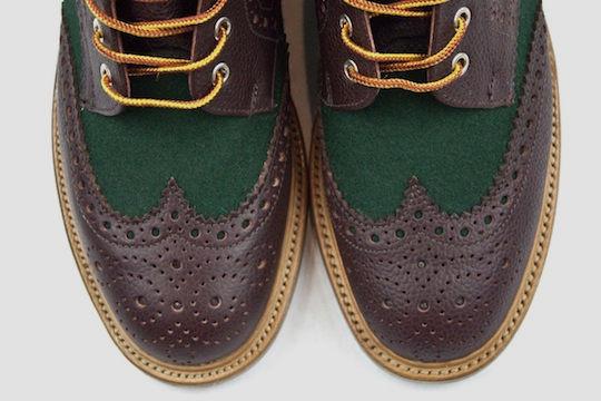 Коллекция обуви Марка МакНейри и магазина Standard. Изображение № 1.