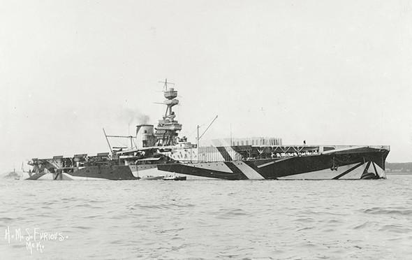 История камуфляжа Dazzle —от картин кубистов до военных крейсеров и принтов на одежде. Изображение № 10.