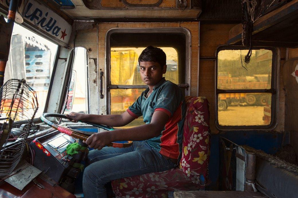 Я и друг мой грузовик: Индийские дальнобойщики и их автомобили. Изображение № 23.