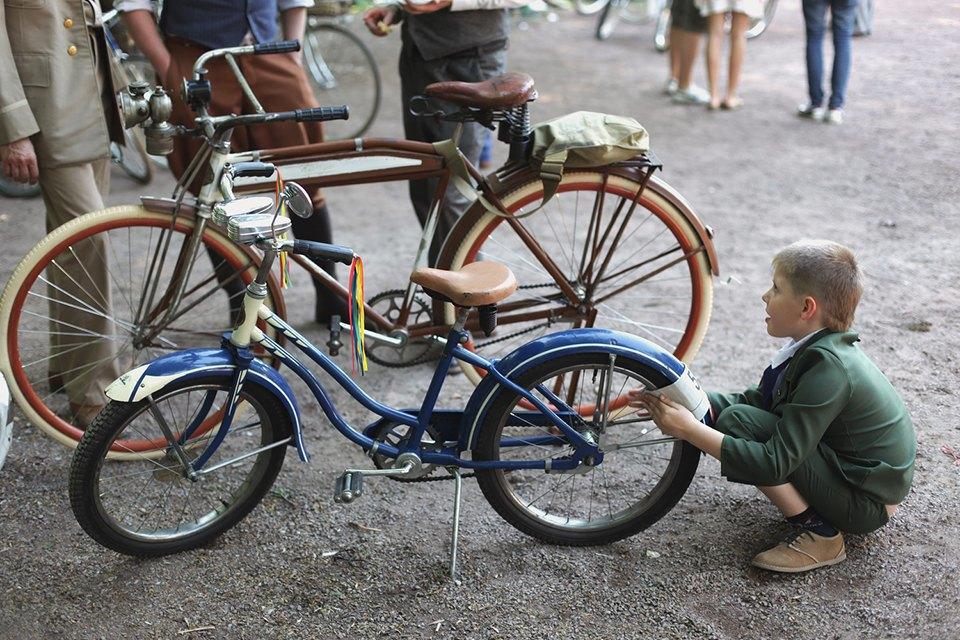 Детали: Репортаж с велозаезда Tweed Ride Moscow. Изображение № 8.