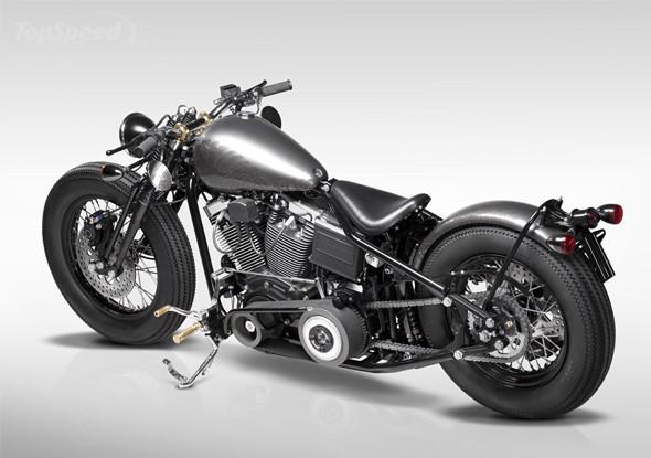 Топ-гир: 10 лучших кастомных мотоциклов 2011 года. Изображение № 61.