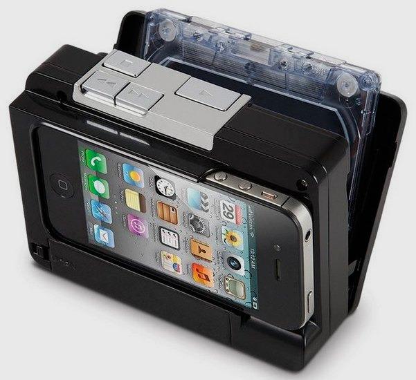 Вышел плеер-конвертер аудиокассет для iPod. Изображение № 1.