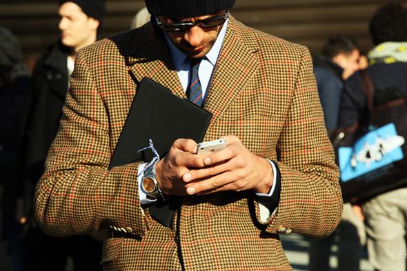 Итоги Pitti Uomo: 10 трендов будущей весны, репортажи и новые коллекции на выставке мужской одежды. Изображение № 97.