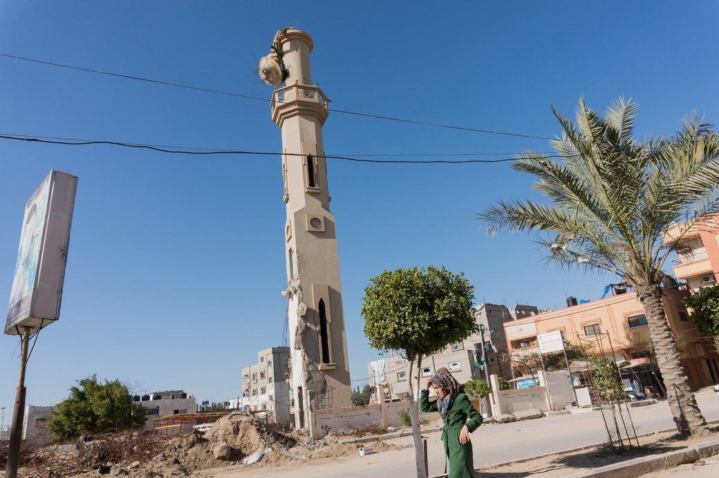 «Самая большая тюрьма в мире»: Путешествие в сектор Газа . Изображение № 1.
