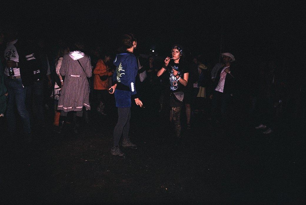 Рейв в лесу: Фоторепортаж с фестиваля «Архстояние» . Изображение № 21.