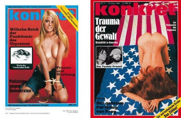 Вышла книга об истории пин-ап- и порножурналов. Изображение № 11.