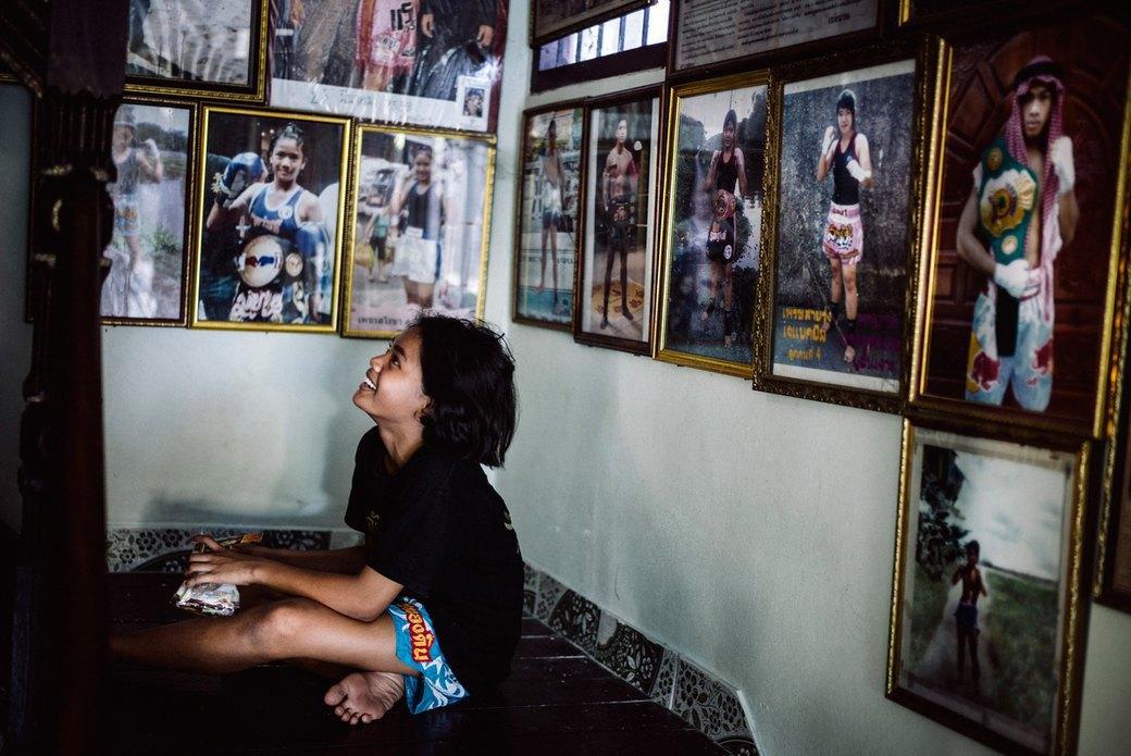Бокс против нищеты: Как тайские подростки находят спасение от бедности на ринге. Изображение № 7.