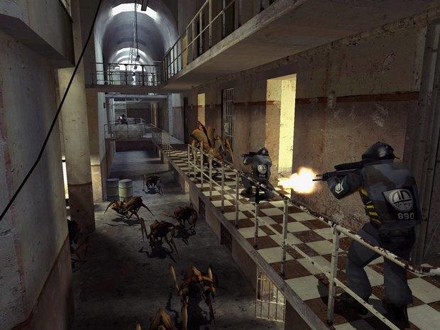 Джей Джей Абрамс снимет кино по играм Half-Life и Portal. Изображение № 1.