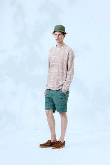 Марка Norse Projects опубликовала лукбук весенней коллекции одежды. Изображение № 6.