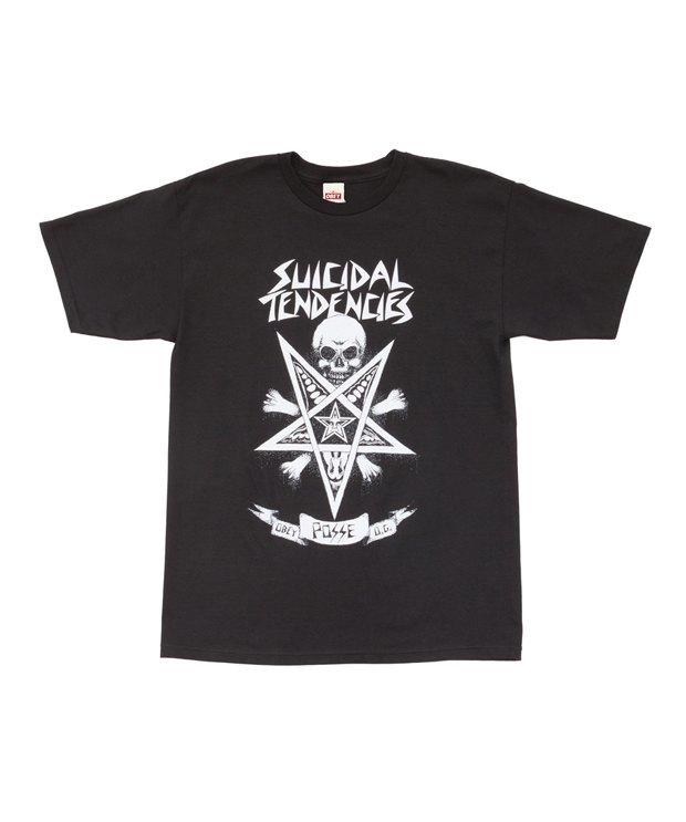 Марки Obey и группа Suicidal Tendencies выпустили совместную коллекцию одежды. Изображение № 9.