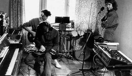 Очень плохая музыка: Плейлист раннего советского андеграунда . Изображение № 6.