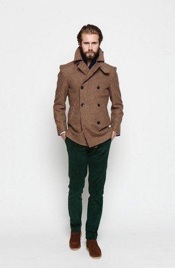 Марка Ovadia & Sons опубликовала лукбук осенней коллекции одежды. Изображение № 11.