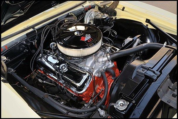 Редкий маслкар Chevrolet Yenko Super Camaro уйдет с молотка. Изображение № 8.