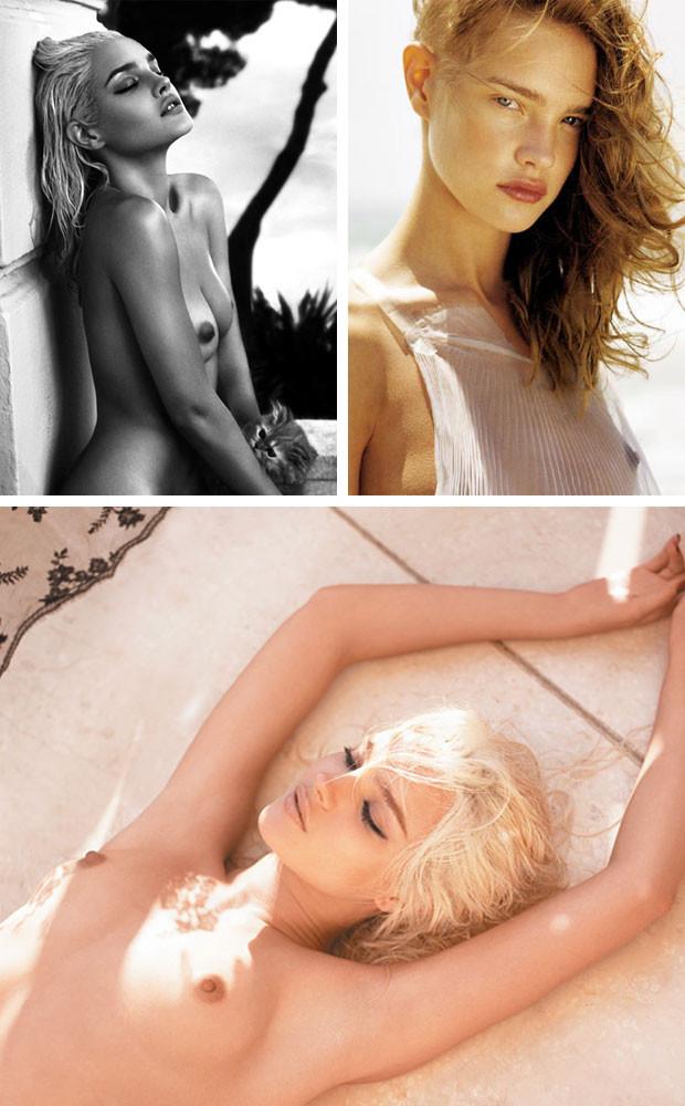 Ежегодный отчет: 20 главных звезд эротических календарей Pirelli. Изображение № 44.