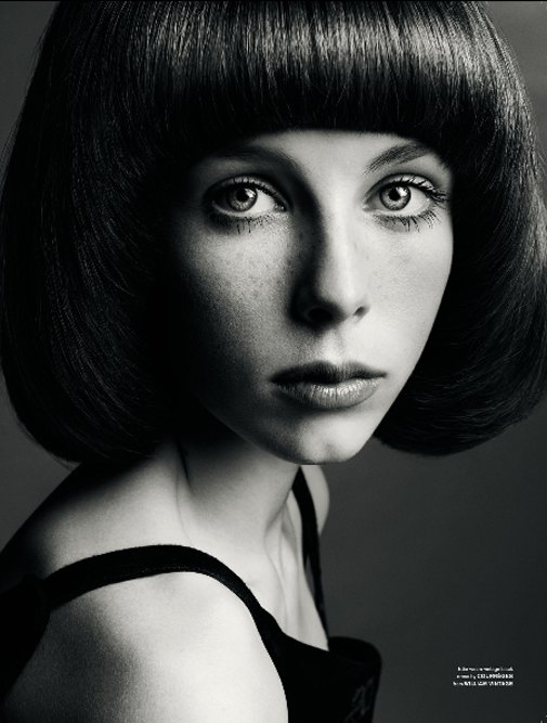 Фотограф Сольве Сундсбо снял 10 молодых моделей для журнала LOVE. Изображение № 2.