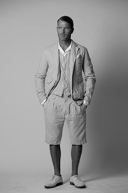 Марка Engineered Garments представила новую коллекцию на весну будущего года. Изображение № 17.