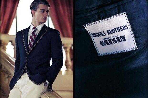 Марка Brooks Brothers опубликовала весенний лукбук, посвященный роману «Великий Гэтсби». Изображение № 2.