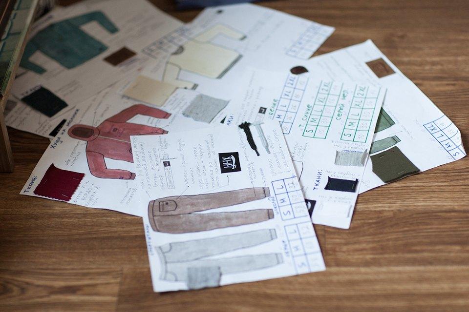 «Нас здесь держат три буквы»: Интервью с создателями марки ННХ. Изображение №5.