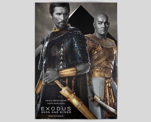 Трейлер дня: «Исход: Боги и короли». Кристиан Бэйл и Аарон Пол в пеплуме Ридли Скотта о Моисее. Изображение № 1.