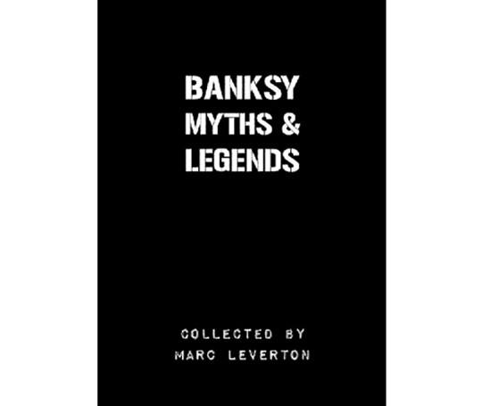 Новая книга о граффити-художнике Бэнкси. Изображение № 7.