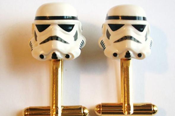 Запонки со штурмовиками из «Звездный войн». Изображение № 37.