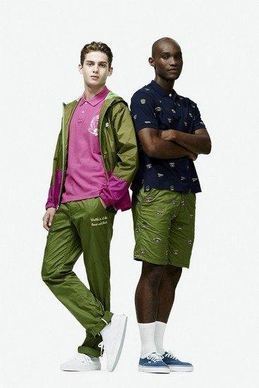 Марка Billionaire Boys Club опубликовала лукбук весенней коллекции одежды. Изображение № 8.