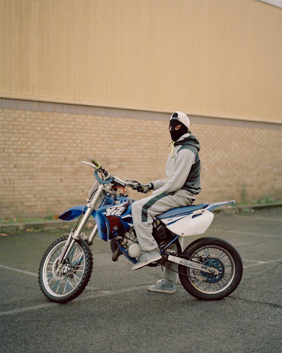 Фотопроект: Лондонские гопники и их мотоциклы. Изображение № 12.