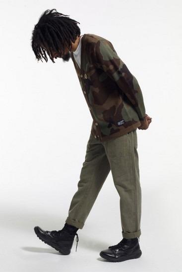 Марка Stussy опубликовала второй лукбук новой коллекции одежды своей линейки Holiday. Изображение № 10.
