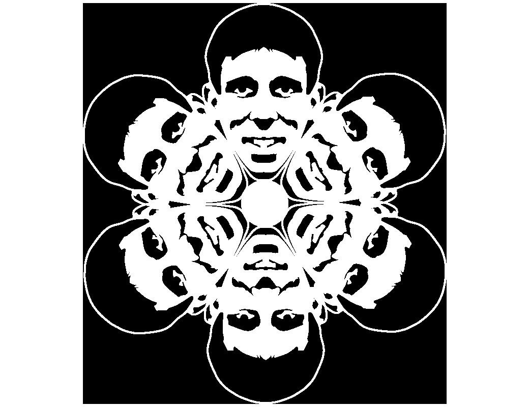Снежный человек: «Герои года» в форме новогодних снежинок. Изображение № 9.