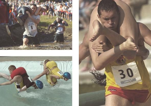 Неолимпийские игры: Квиддич, подводное регби, метание тунца и еще 15 необычных соревнований. Изображение № 15.