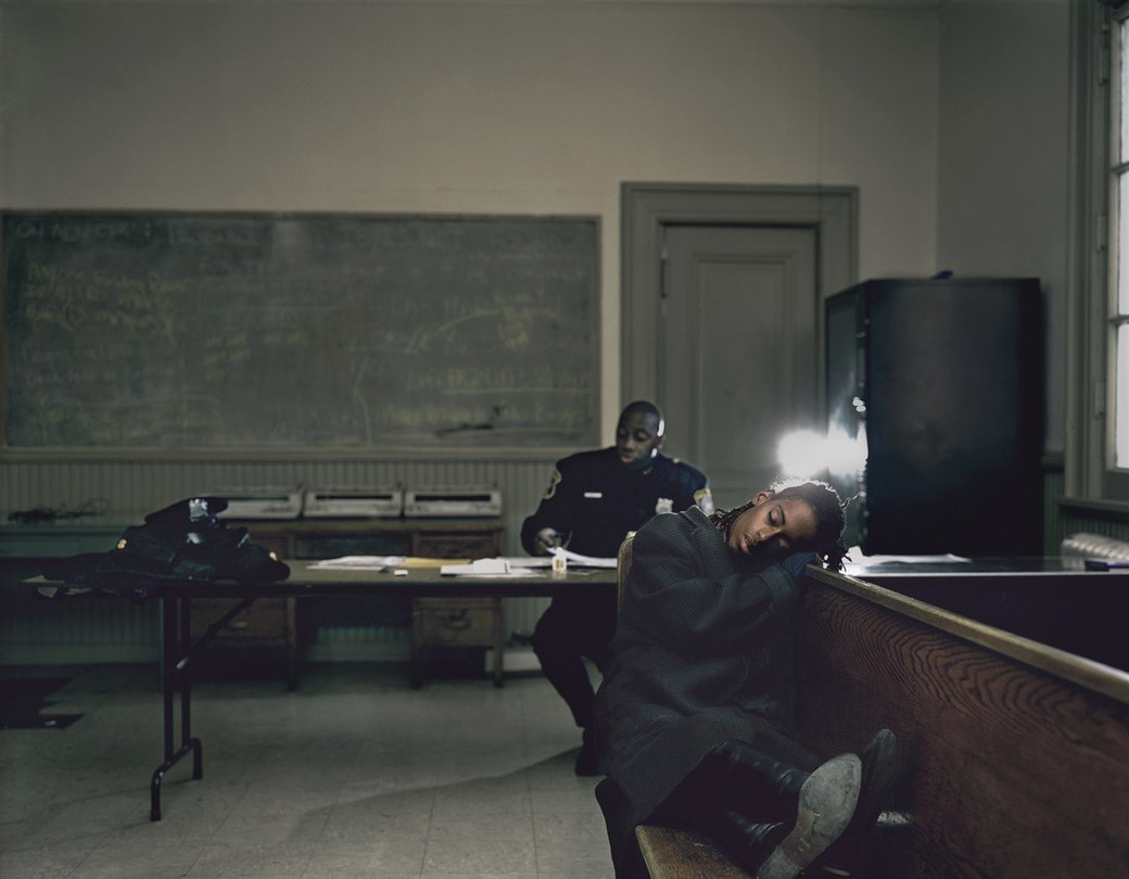 Несколько дней из жизни обычных американских полицейских. Изображение № 8.