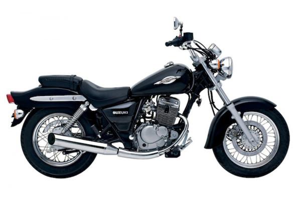 Suzuki Marauder 125, £2,965. Изображение № 13.