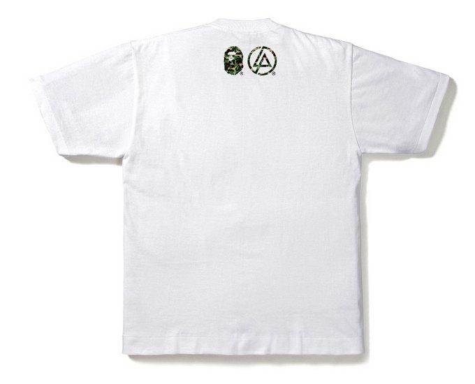 Марка A Bathing Ape и группа Linkin Park выпустили совместную коллекцию футболок. Изображение № 6.