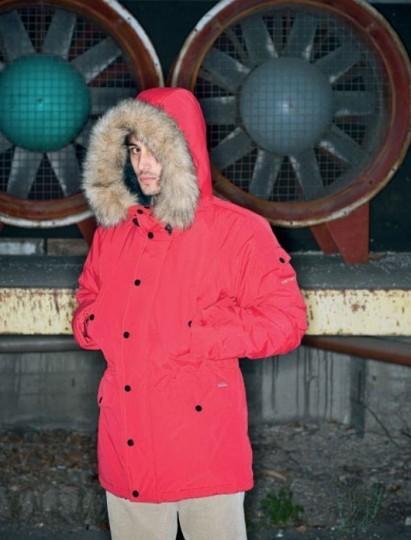 Американская марка Carhartt выпустила осеннюю коллекцию одежды. Изображение № 29.