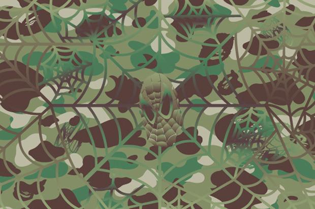 A Bathing Ape и Марк МакНейри выпустили совместные коллекции одежды с Marvel Comics. Изображение № 3.
