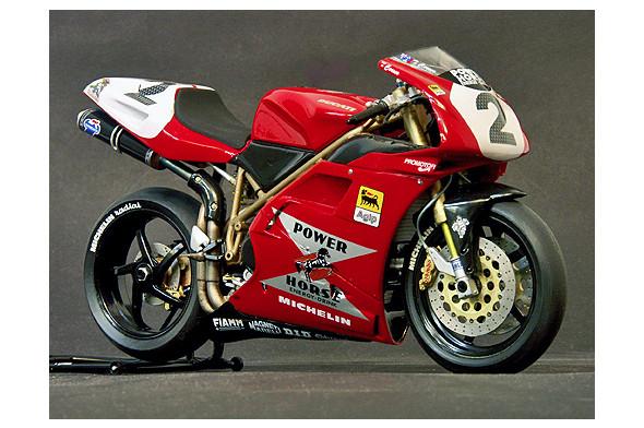 Новый супербайк Ducati Panigale и история его предшественников. Изображение № 4.