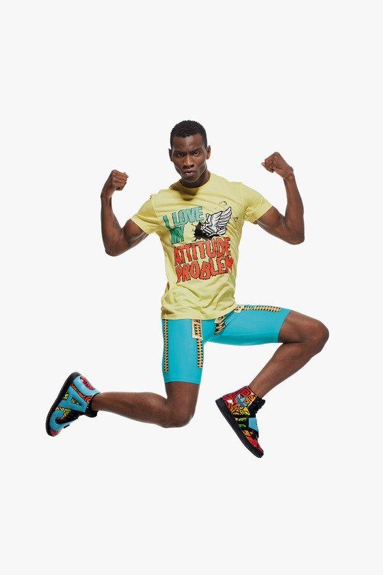 Adidas Originals и Джереми Скотт выпустили лукбук новой коллекции. Изображение № 12.