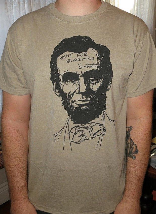 Minor Thread: Тысячедневный марафон футболок с логотипами музыкантов. Изображение № 18.