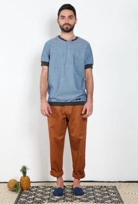 Bleu de Paname представили весеннюю линейку одежды. Изображение № 2.