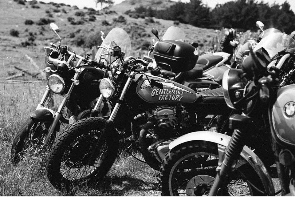 Фоторепортаж с мотоциклетного фестиваля Wheels & Waves. Изображение № 2.