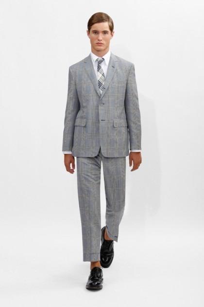 Марка Brooks Brothers представила новую коллекцию одежды линейки Black Fleece . Изображение № 2.