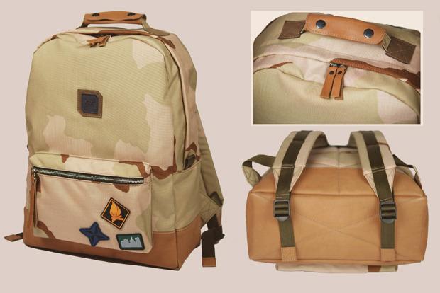 Новая марка: Рюкзаки, сумки и аксессуары GUD. Изображение № 16.